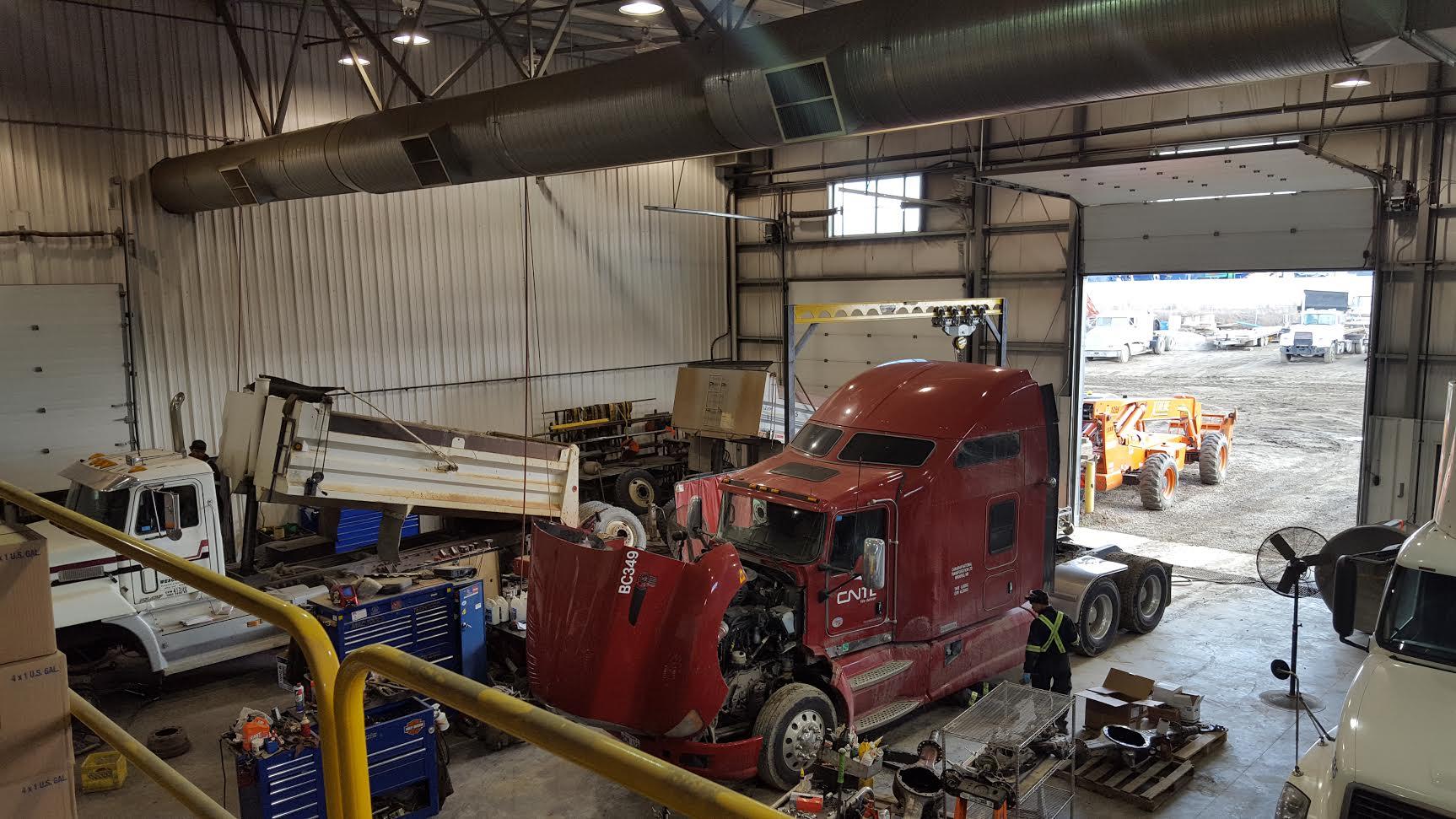 Mobile Auto Repair Mechanic Calgary, On Site Heavy ...